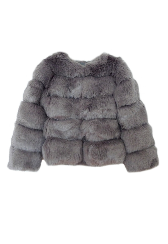 Luxury Divas Gray Sleeveless Faux Fur Vest. Sold by Luxury Divas. $ $ Dennis Basso Sz M Asymmetric Zip Front Faux Fur Vest Black. Sold by Phoenix Trading Company. $ Kids Headquarters Infant Girls 3 Piece Outfit Shirt Faux Fur Vest & Leggings. Sold by The Primrose Lane.